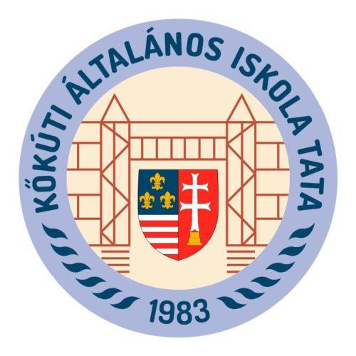 Kőkúti Általános Iskola címer
